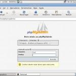 Teste php myadmin FINAL