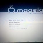 Tela de Instalação Mageia Linux
