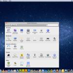 Centralizador de Preferências do Mac Os X